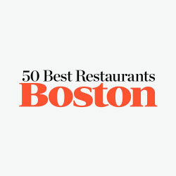 50 best restaurants boston